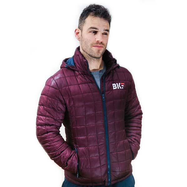 Brian Keane Fitness Jacket