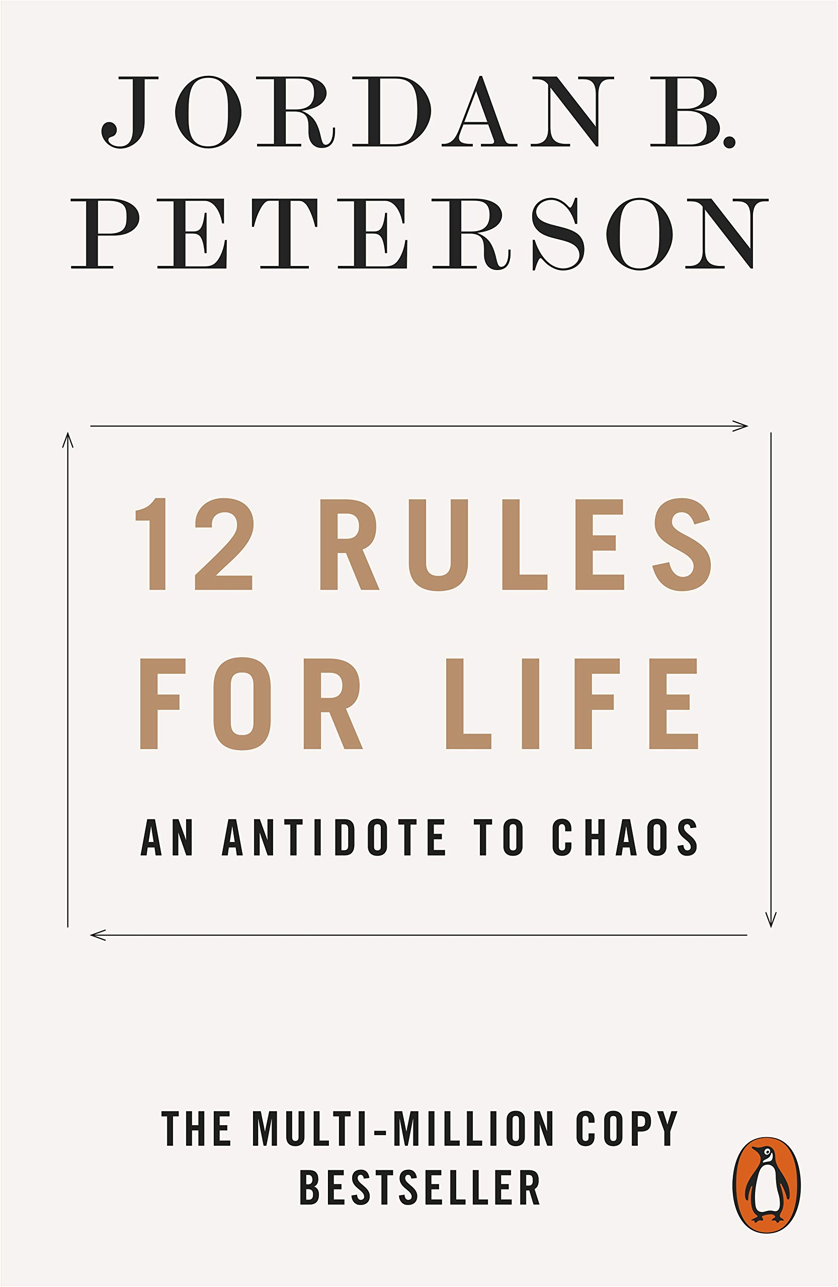 Recommendation - Book 12 Rules For Life