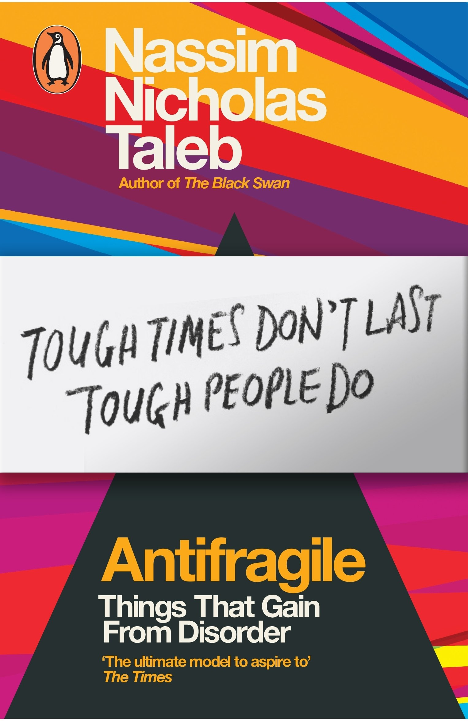 Recommendation - Antifragile: Things that Gain from Disorder