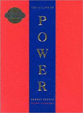 Recommendation - The 48 Laws Of Power