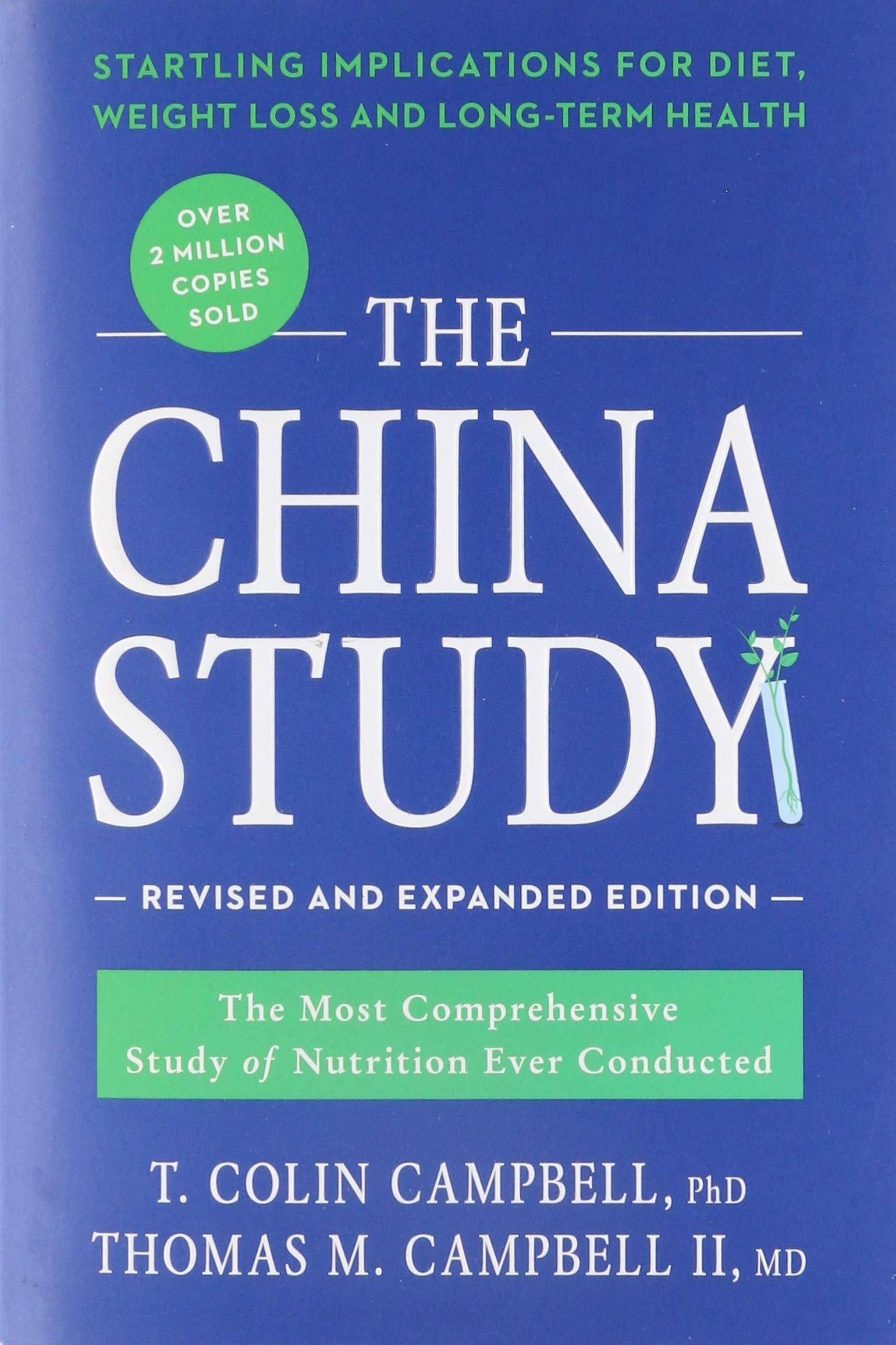 Recommendation - China Study Expanded