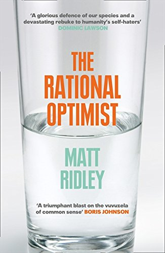 Recommendation - The Rational Optimist